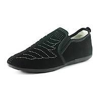 Мокасины женские Comfort 6063 черные
