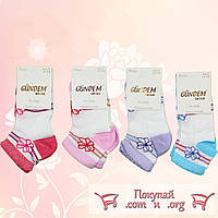 Носки для девочек Размер: от 1 до 2 лет (12 шт в упаковке) (5270-2)