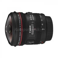 Объективы, Canon EF 8-15 4L USM FishEye