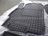 Водительский коврик для MITSUBISHI Lancer X с 2007- (Avto-gumm)