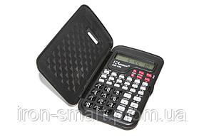 Калькулятор Kenko KK-105, Black, 10 цифр, часы, 56 функций