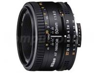 Объективы, Nikkor AF 50mm f/1.8D
