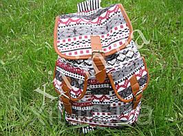 Молодежный рюкзак Завитки