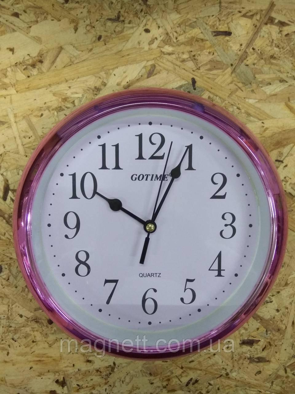 Часы настенные и настольные Gotime