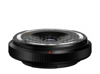 Объективы, Olympus Body Cap Lens 9mm 1:8.0 czarny