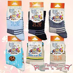 Носки в коробке для малышей Размер: 3- 4 года (12 шт в упаковке) (5273-2)