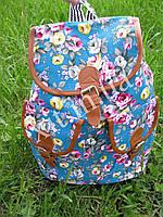 Рюкзак молодіжний Квіти