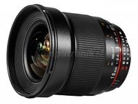 Объективы Samyang 16mm f/2.0 ED AS UMC CS Sony E