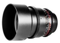 Объективы, Samyang 85mm T1.5 V-DSLR ED AS IF UMC Sony