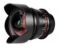 Обьективы, обьектив для фотоапарата, Samyang, 14mm, T3.1, ED, AS, IF, UMC, Sony, E