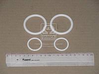 Рем комплект системы охлаждения Камаз (2 позиций) (белый силикон) (Производство ГарантАвто)