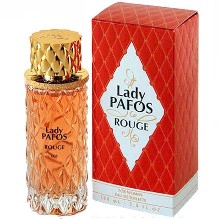 Univers Parfum Lady Pafos Rouge 100ml женская туалетная вода