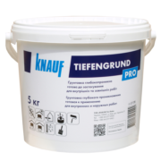 Тифенгрунт (5 кг) грунтовка knauf