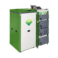 Котел твердопаливний Drew-Met BIOTEC 28 кВт для спалювання пелет з автоматичною подачею