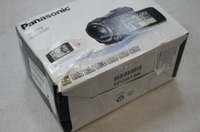 Камеры, фотоопараты,  Wyprzedaz!, Panasonic, HC-V770EP-K, czarna