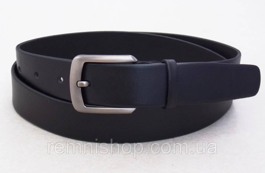 Мужской кожаный ремень King Belt