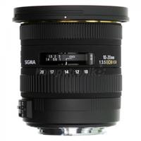 Объективы, Sigma 10-20mm F3.5 EX DC HSM Nikon