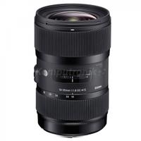 Объективы, Sigma 18-35MM F1.8 A DC HSM Nikon