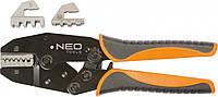 Клещи для обжима телефонных наконечников 0,5-16 мм (шт.) NEO (01-506)