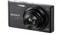 Компактные фотоаппараты, Sony Cyber-Shot DSC-W830 Czarny
