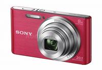 Компактные фотоаппараты, Sony Cyber-Shot DSC-W830 Rozowy