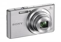 Компактные фотоаппараты, Sony Cyber-Shot DSC-W830 Srebrny