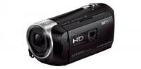 Камеры, Sony HDR-PJ410 z projektorem Czarna