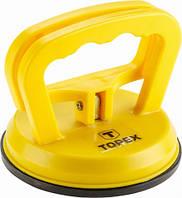 Присоска для установки стекол 40 кг (шт.) TOPEX (14A740)