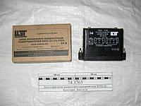Блок управления жидкостным подогревателем БУП1-24 (на ПЖД 15.8106, ПЖД12Б)