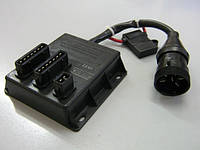 Блок управления на ПЖД-15