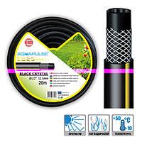 """Шланг для полива BLACK CRISTAL 3/4"""" (19 мм) 50 метров FITT"""