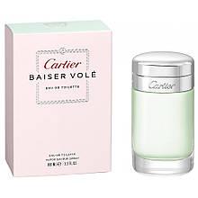 Cartier Baiser Vole туалетная вода 100 ml. (Картье Поцелуй Полевка)