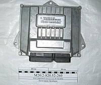Блок управления двигателем (ЭСУД М20)