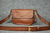 Женская сумочка «BerTy»  11298  Италия   Коричневый