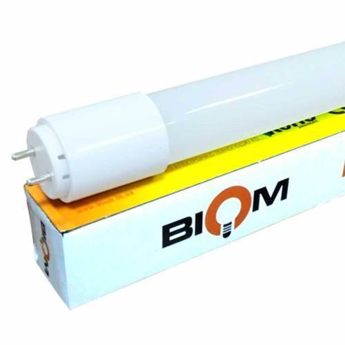 Светодиодная лампа Led Biom T8-GL-600-9W-NW 4200К G13 стекло матовое