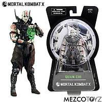 Фигурка Mortal Kombat X Quan Chi, Куан Чи Мортал Комбат Mezco Toyz