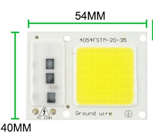 LEd Smart IC 30w 4000K Светодиод 30w светодиодная матрица 30w с драйвером на борту