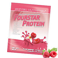 Scitec Nutrition Fourstar Protein Малина | 30 г