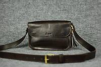 Женская сумочка «BerTy»  11299  Италия   Темный кофе