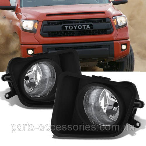 Toyota Tundra 2014-17 противотуманки противотуманные фары Новые