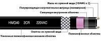 HMG40-2CR 40 Вт/м