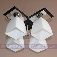 Люстра припотолочная IMPERIA четырехламповая LUX-460422