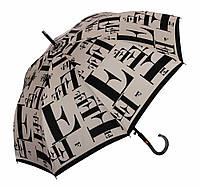 Женский зонт трость FERRE  ( автомат ) арт.6033-4