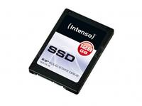 Flash SSD, Intenso SSD 128GB SATA III 2,5 top