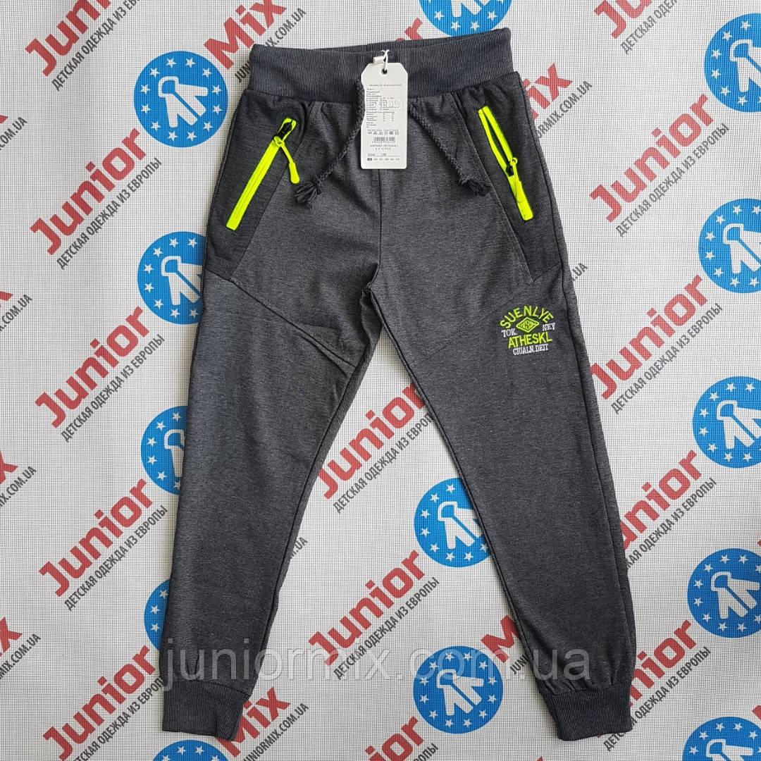 Подростковые спортивные штаны для мальчика GRACE оптом