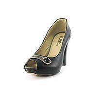 Туфли женские Elmira A2-426T черные