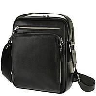 Мужская сумка через плечо TIDING BAG M5608-1A черная