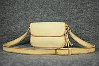 Женская сумочка «BerTy»  11302  Италия   Бежевый