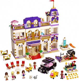 Конструктор Bela 10547 Гранд-отель в Хартлейке. Френдс  (аналог Lego Friends 41101), фото 2