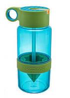 Бутылка для воды с поилкой для самодельного лимонада